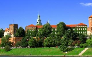 Польша, Краков: Замок Вавель, Казимеж