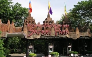 Обзор зоопарка Safari World (сафари парка) в Бангкоке