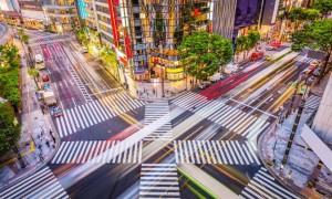 Удивительный Гинза в Токио