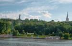 Обзор Воробьевых гор в Москве