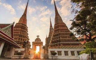 Ват Пхо, Ват Арун и другие красивейшие буддиские храмы в Бангкоке