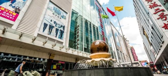 Описание популярных рынков и других мест торговли в Гуанчжоу