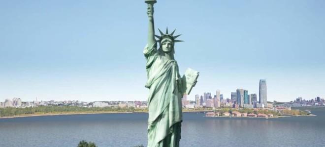 Кто подарил Америке Статую Свободы