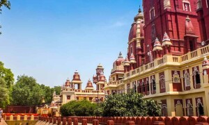 Обзор Нью-Дели — города в Индии