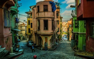 Обзор Балата — самого старого района Стамбула