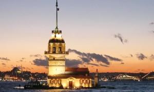 Обзор Девичьей башни в Стамбуле