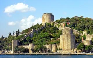 Описание крепостей Стамбула — Румелихисар, Йорос и Едикуле