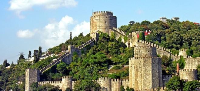 Описание крепостей Стамбула