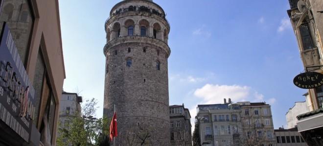Обзор Галатской башни в Стамбуле