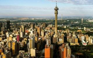 Йоханнесбург в ЮАР