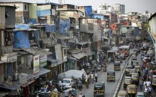 Дхарави — самый бедный район Индии