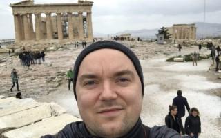 Древние Афины — Акрополь