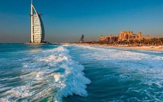 Море в Дубае