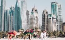 Описание города Дубай