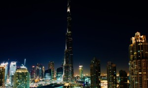 Обзор небоскреба-рекордсмена Бурдж Халифа в Дубае