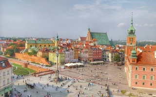 Варшава: где можно отдохнуть на выходные?