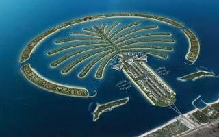 Обзор Пальмы Джумейра — искусственного острова в ОАЭ