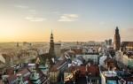 Старый город Варшавы, площадь Рынок, Каменная лестница