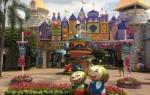 Виртуальное посещение Dream World — бангкокского парка развлечений