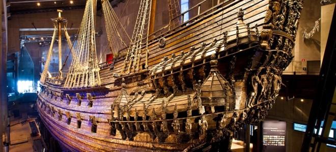 Обзор музея корабля Васа в Стокгольме