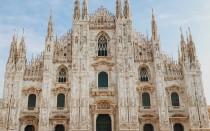 Полное описание собора Дуомо в Милане