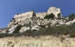Замок Кантара на Северном Кипре, Киренейские горы