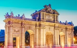 Описание основных достопримечательностей Мадрида