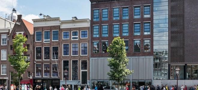 Экскурсия по музею Анны Франк в Амстердаме