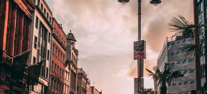 Общая информация о Дублине как столице Ирландии