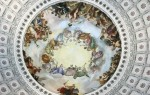 Фреска Апофеоз Вашингтона