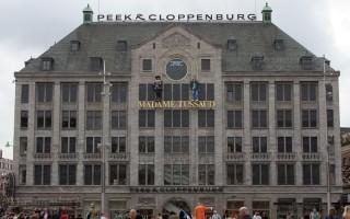 Экскурсия по музею восковых фигур мадам Тюссо в Амстердаме