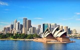 Сидней – жемчужина зеленого континента
