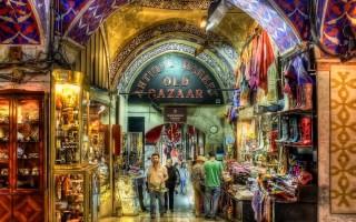 Описание Гранд-Базара в Стамбуле