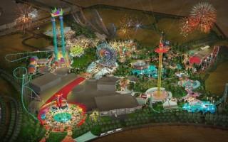 Парк развлечений «Wonderland» в Дубае