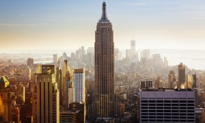 Обзор Манхэттена как района Нью-Йорка и острова
