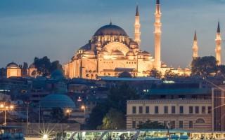 Обзор мечети Сулеймание в Стамбуле