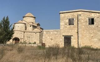 Церковь Панагии Канакарии, 5-й век, Северный Кипр