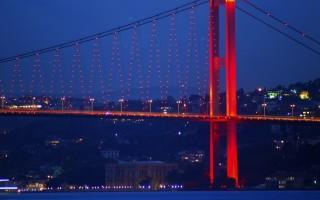 Обзор знаменитых мостов через Босфор в Стамбуле