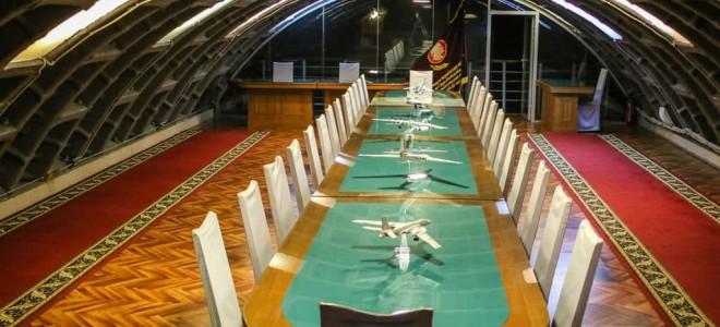 Музей Холодной войны «Бункер-42» на Таганке