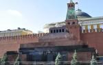 Обзор Мавзолея Ленина в Москве