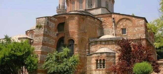 Обзор музея Хора (Карие) в Стамбуле