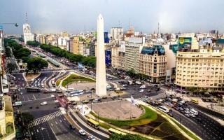 Буэнос-Айрес — столица Аргентины и один из красивейших городов Южной Америки