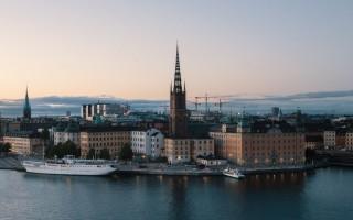 Виртуальное путешествие по столице Швеции — Стокгольму