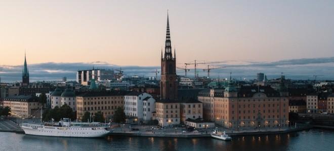 Виртуальное путешествие по столице Швеции
