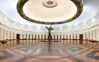 Музей Победы на Поклонной горе в Москве