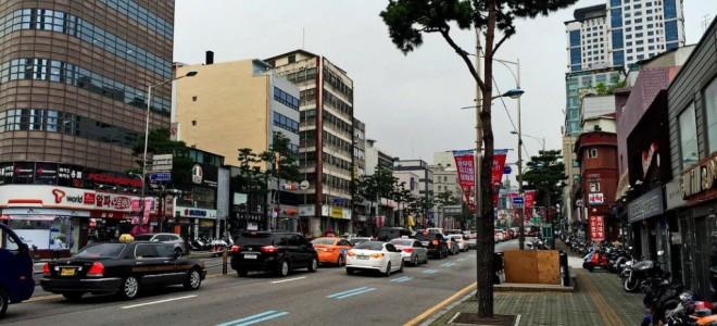 Экскурсия по улицам и районам Сеула — Инсадонг, Каннам и Хондэ