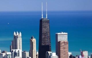«Большой Джон» — Центр Джона Хэнкока в Чикаго
