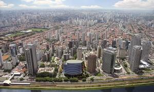 Мегаполис Сан-Паулу