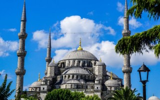 Обзор Голубой (Султанхмет) мечети в Стамбуле