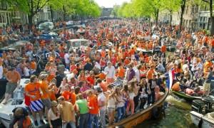 Официальный и разговорный язык общения населения Амстердама